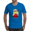ARSENAL MINIONS Movie Despicable Me Football Funny Cool Mens T-Shirt