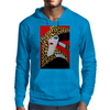 ART DECO  ANIMAL PRINT Mens Hoodie