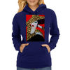 ART DECO  ANIMAL PRINT Womens Hoodie