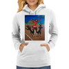 ART DECO    DID THIS EVER HAPPEN TO YOU! Womens Hoodie