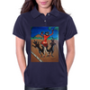 ART DECO    DID THIS EVER HAPPEN TO YOU! Womens Polo