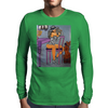 ART DECO   EMMA AND ME Mens Long Sleeve T-Shirt
