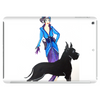 ART DECO, FLAPPER AND DOG Tablet
