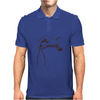 Art Hand And Compass Mens Polo