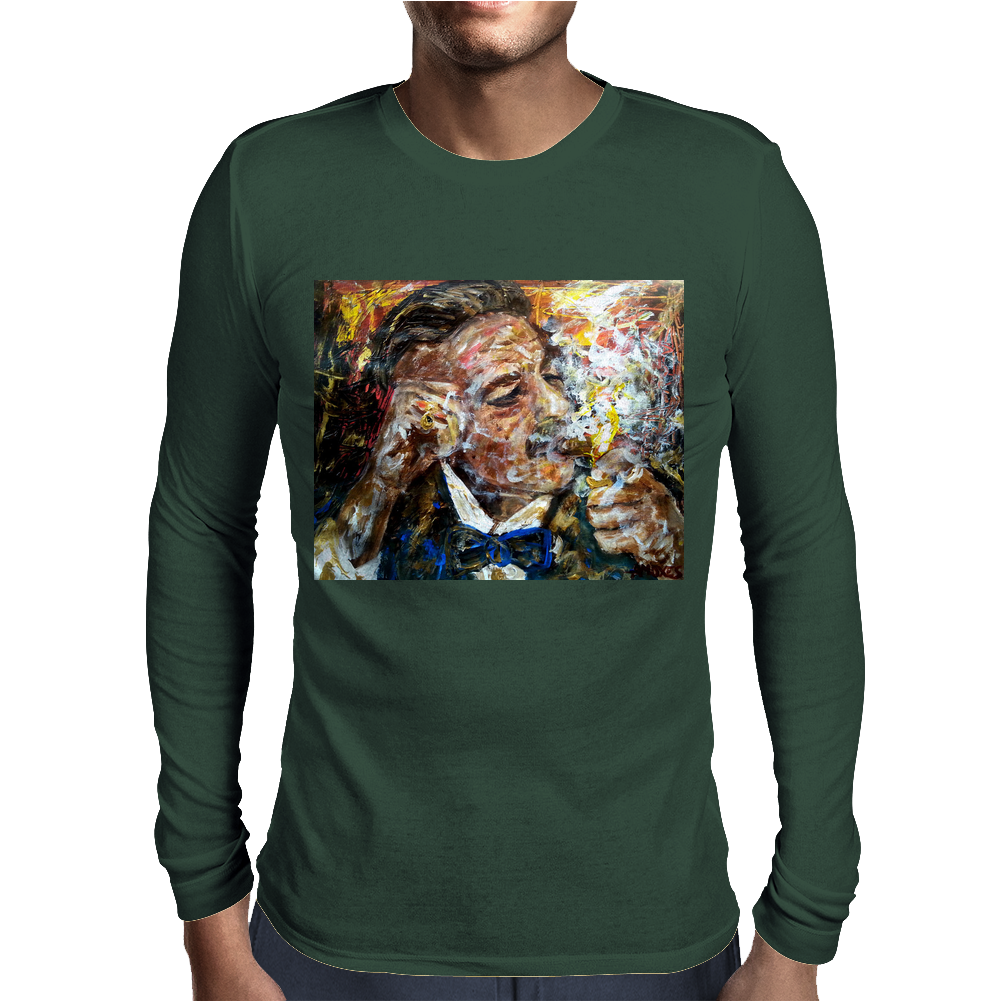 Arthur Shelby Jr. Mens Long Sleeve T-Shirt