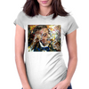 Arthur Shelby Jr. Womens Fitted T-Shirt