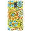 Artistic Abstract Flower Design Phone Case