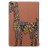 Artistic Awesome Fun Llama Original Art Abstract Tablet