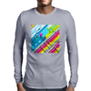 Artistic Colors Mens Long Sleeve T-Shirt