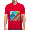 Artistic Colors Mens Polo