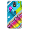 Artistic Colors Phone Case