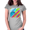 Artistic Colors Womens Fitted T-Shirt