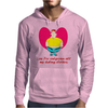 As i've outgrwn all my clothes Mens Hoodie