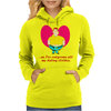 As i've outgrwn all my clothes Womens Hoodie