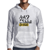 Ask Me About Jesus Mens Hoodie