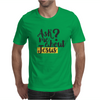 Ask Me About Jesus Mens T-Shirt