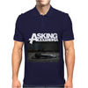 Asking Alexandria Stand Up And Scream Metalcore Parkway Drive Mens Polo