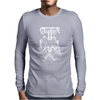 ASPHYX Mens Long Sleeve T-Shirt