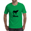 Ass Man Mens T-Shirt