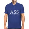 Ass The Other Vagina Funny Mens Polo