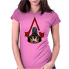 assassins Womens Fitted T-Shirt