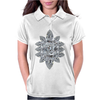Asscher Diamond Brooch Womens Polo
