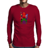 Assemble! Mens Long Sleeve T-Shirt