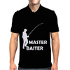 aster Baiter Mens Rude Fishing Mens Polo