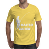 aster Baiter Mens Rude Fishing Mens T-Shirt