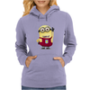 ASTON VILLA MINIONS Movie Despicable Me Football Funny Womens Hoodie