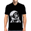 Astronaut Chimp Mens Polo