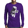 Astronaut Mens Long Sleeve T-Shirt