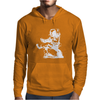 ASTRONAUT READING BOOK Mens Hoodie
