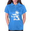 ASTRONAUT READING BOOK Womens Polo