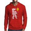 Astronaut With A Balloon Mens Hoodie