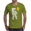 Astronaut With A Balloon Mens T-Shirt