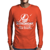 Astronomy Mens Long Sleeve T-Shirt