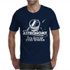 Astronomy Mens T-Shirt