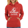 Astronomy Womens Hoodie