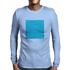 At some point I got lost Mens Long Sleeve T-Shirt
