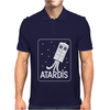 Atardis Doctor Who Mens Polo