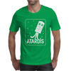 Atardis Doctor Who Mens T-Shirt
