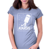 Atardis Doctor Who Womens Fitted T-Shirt
