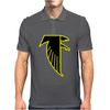 Atlanta Falcons Throwback Mens Polo