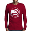 Atlanta Hawks Mens Long Sleeve T-Shirt