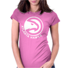 Atlanta Hawks Womens Fitted T-Shirt