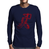 Atlanta Sports Hybrid Mens Long Sleeve T-Shirt