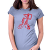 Atlanta Sports Hybrid Womens Fitted T-Shirt