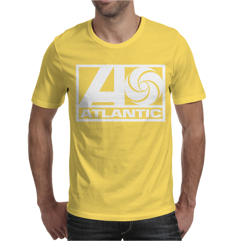 Atlantic Records 2 Northern Soul Mens T-Shirt