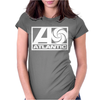 Atlantic Records 2 Northern Soul Womens Fitted T-Shirt